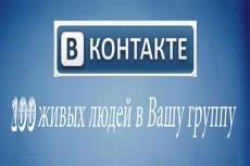 4000 подписчиков в Instagram 4 - kwork.ru