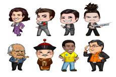 Нарисую в пиксельном стиле 2D спрайт/персонажа/изображение 12 - kwork.ru