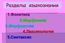 перепишу текст 5 - kwork.ru