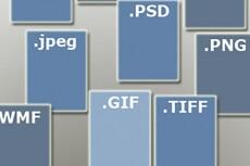 Оптимизация изображений для web 8 - kwork.ru