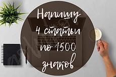 Рерайт с уникальностью 95-100% 13 - kwork.ru
