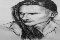 Нарисую портрет по фотографии в стиле фэшн 30 - kwork.ru