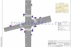 сделаю 3D моделирование дорожного движения 3 - kwork.ru