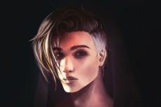 Нарисую CG-портрет 9 - kwork.ru