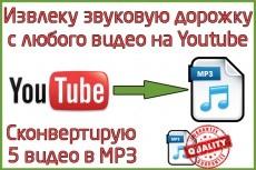 Вытяну теги с роликов на Ютуб 3 - kwork.ru