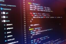 верстка, программирование сайтов 3 - kwork.ru