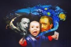 Персонажи, талисманы, иллюстрации 74 - kwork.ru