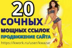 100 постов с ссылкой в Twitter 26 - kwork.ru