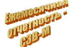 Заполню платежное поручение, авансовый отчёт, доверенность 4 - kwork.ru