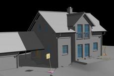 Сделаю 3D модель мебели 16 - kwork.ru