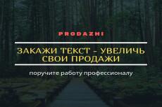 Написание скрипта для холодных звонков 17 - kwork.ru