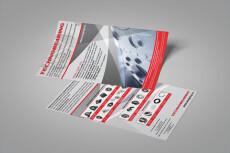 Сделаю макет листовки. Подготовка к печати 51 - kwork.ru