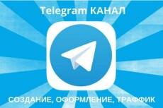 Советы владельцам каналов в Telegram 18 - kwork.ru