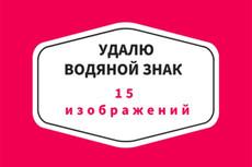 Удалю водяные знаки с 20 фотографий 6 - kwork.ru