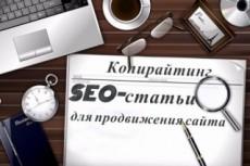 Напишу уникальную статью для вашего сайта по вашему ТЗ 15 - kwork.ru