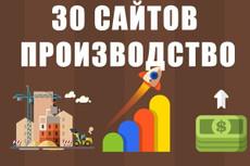 Прогон сайта - ссылки 14 - kwork.ru