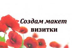 2 варианта дизайна макета визиток 4+4 от профессионального дизайнера 23 - kwork.ru