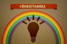 Сделаю небольшую инфографику 26 - kwork.ru