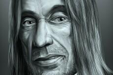 Нарисую в фотошопе 12 - kwork.ru