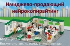 Интеллектуальное редактирование - коммуникативная грамотность текста 16 - kwork.ru