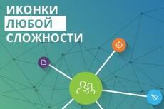 сделаю прототип сайта 5 - kwork.ru