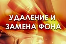 Дизайн одного флаера 72 - kwork.ru