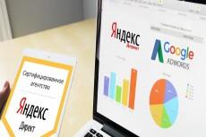 Ведение контекстной рекламы в Google Adwords 8 - kwork.ru