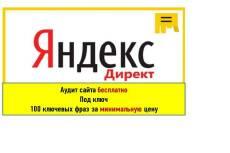 Создание бюджетной РК в  Яндекс.Директ 13 - kwork.ru
