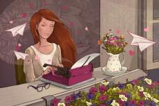 напишу сказку, историю, рассказ, трогательное письмо любимому 4 - kwork.ru