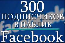 200 подписчиков в сообщество Facebook по критериям 23 - kwork.ru