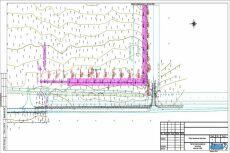 Вертикальная планировка территории. План земляных масс 12 - kwork.ru