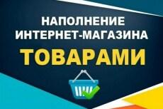 Ручное наполнение магазина товарами 5 - kwork.ru