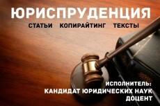 Быстро напишу пресс-релиз в нужное время по информповоду Напишу статью 6 - kwork.ru