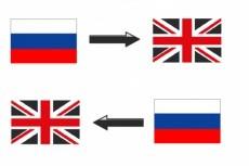 Сделаю перевод текста с английского языка на русский или наоборот 4 - kwork.ru