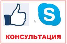 Отвечу на вопросы по skype 14 - kwork.ru