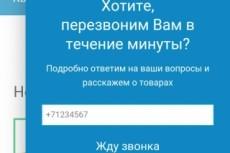 Установлю на сайт виджет 14 - kwork.ru