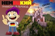 Перевод англ/рус 16 - kwork.ru
