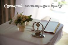 Напишу сценарий визитной карточки участника, команды 19 - kwork.ru