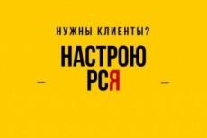 Настройка контекстной рекламы в Яндаксе + РСЯ в подарок 21 - kwork.ru