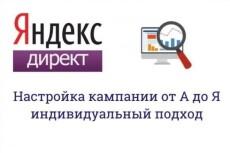Ведение вашей кампании в Яндекс Директ 21 - kwork.ru