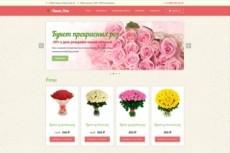 Продам новогодний лендинг шаблон - вызов деда мороза на праздник 18 - kwork.ru