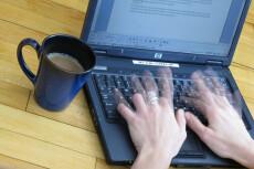 Редактирую статьи, письменные работы школьников и студентов 4 - kwork.ru