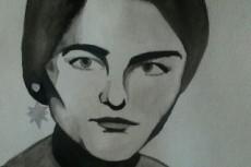 Нарисую портрет в векторе 20 - kwork.ru