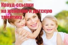 7 крауд-ссылок нового поколения. Крауд-ссылки 2.0 3 - kwork.ru