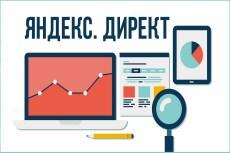 Оптимизация. Рекламная кампания Яндекс Директ 15 - kwork.ru
