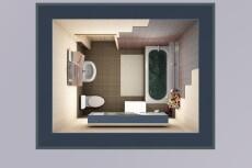 Визуализация и планировки деревянных домов  для размещения на сайтах 14 - kwork.ru