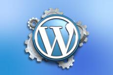 174 лучших премиальных шаблона Wordpress, адаптированы под все 5 - kwork.ru
