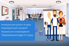 Сделаю рекламный видеоролик 24 - kwork.ru