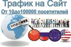 Выведу сайт по ключевым запросам в топ Яндекса Гугла 7 - kwork.ru