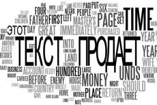 выполню анализ текста 6 - kwork.ru